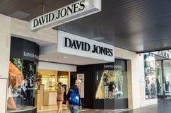 David Jones sklep w Bourke ulicie, Melbourne Zdjęcia Royalty Free