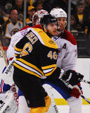 David Krejci, boston bruins Fotografia Royalty Free