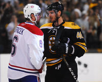 David Krejci Boston Bruins Royaltyfri Fotografi