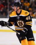 David Krejci, dianteiro, Boston Bruins Imagens de Stock