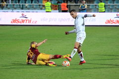 David Lafata - Sparta Prague Stock Photography