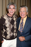 David Leisure. James Michael Gregory & David Leisure at The Young & the Restless Fan Club Dinner at the Sheraton Universal Hotel in Los Angeles, CA on August 28 royalty free stock photos