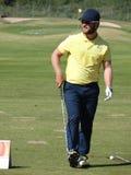 David Lingmerth - Olimpiadas Río 2016 - golf foto de archivo