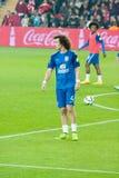 David Luiz photo stock