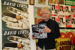 David Lynch Foto de archivo