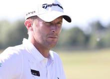 David Lynnt au Français de golf ouvrent 2010 Photo libre de droits