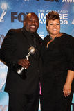David Mann,Tamela Mann Royalty Free Stock Photos