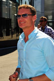 David Marshall Coulthard Lizenzfreies Stockbild