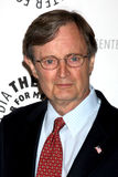 David McCallum arriving at the NCIS PaleyFest Event. Saban Theater Los Angeles, CA March 1, 2010 Royalty Free Stock Photos