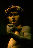David of Michelangelo Stock Images