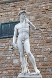 David (Michelangelo) Stock Photography