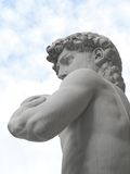 David by Michelangelo (Detail) Stock Photos