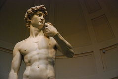 David by Michelangelo Stock Photos