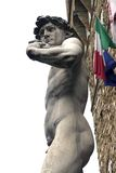 David michelangelo,florence Royalty Free Stock Photography