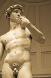 David by Michelangelo Stock Images