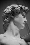David by Michelangelo ,Florence-Italy Royalty Free Stock Photo