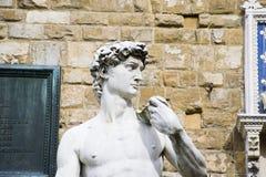 David of Michelangelo Stock Photo