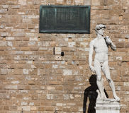 David by Michelangelo Royalty Free Stock Photography