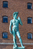 David of Michelangelo Stock Photos