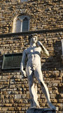 David by Michelangelo Stock Photo