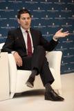 David Miliband in Istanbul, Turkey Stock Photos