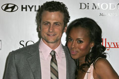 David Moscow,Kerry Washington Stock Images