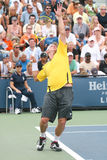 David Nalbandian - joueur de tennis d'Argentine Images libres de droits