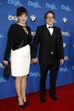 David O Russell y Janet Grillo Fotografía de archivo libre de regalías