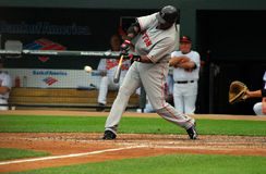David Ortiz,   Fotos de Stock Royalty Free