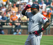 David Ortiz, Boston Red Sox Fotografie Stock