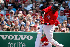 David Ortiz Boston Red Sox Images libres de droits