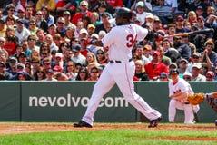 David Ortiz Boston Red Sox Royalty Free Stock Photo