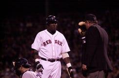 David Ortiz, Boston Red Sox. Stock Photo