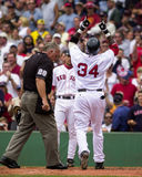 David Ortiz, Boston Red Sox Stock Image