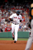 David Ortiz Homerun trot. Stock Image
