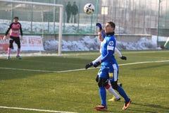 David Pavelka - Slovan Liberec Foto de archivo
