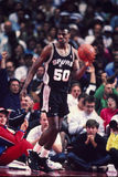 David Robinson San Antonion Spurs Stock Image