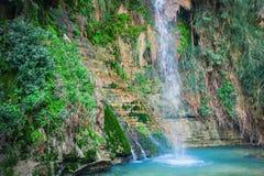 David's waterfall Royalty Free Stock Images