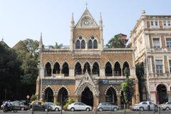 The David Sassoon Library at Mumbai, India Royalty Free Stock Images