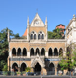 David Sassoon Library. The David Sassoon Library is the name of a famous library and heritage structure in Mumbai, India Stock Photography