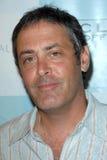 David Semel bij het Gilde van het Platina Internationaal met Kleren van Onze AchterPartij. De Aandrijving van de Rodeo van het Hot Stock Fotografie