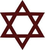 David Star Symbol illustration libre de droits