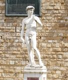 David statue, Florence, Italy Stock Image