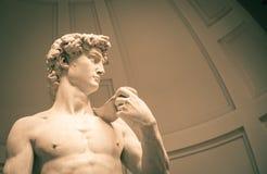 David statue florence Royalty Free Stock Image