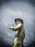 David statue Royalty Free Stock Photo