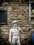 David statue Royalty Free Stock Photography