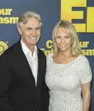 David Steinberg e Robyn Todd Foto de Stock Royalty Free
