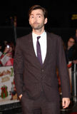 David Tennant Photographie stock