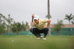 David Toms Doral 2007 Royalty Free Stock Photography
