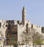 David Tower in Jerusalem.Israel Stock Images